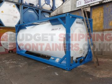 ISO Tank Container Loading and Unloading Procedure