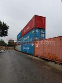 2/3 stack shipping container