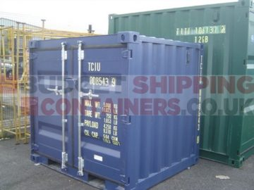 6ft Shipping Containers