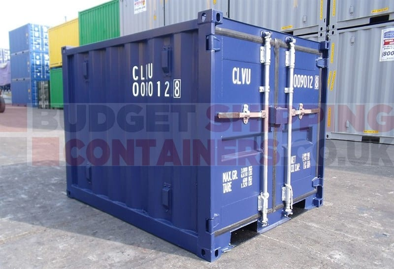 Secure Tool Storage Containers