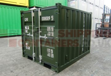 7ft new storage container