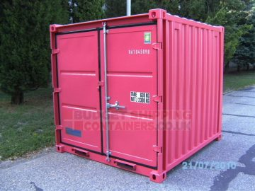 9ft Shipping Containers