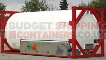 Cryogenic Tank Container T70