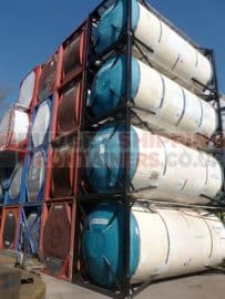 What are Tank Containers? | Types of Tank Container