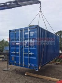20ft Shipping Container For Warwick School