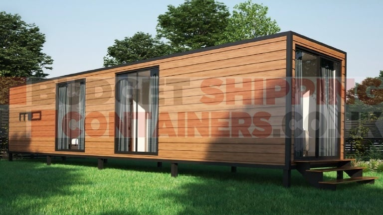 Converted Shipping Container Homes For Sale