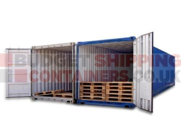 Pallet Wide Shipping Containers
