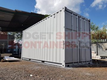 Repainting spec for Refurbished Shipping Containers