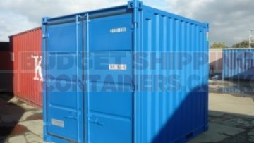 repainted 10ft container
