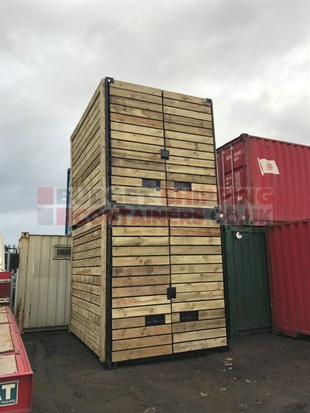 10ft Cladded Storage Containers (Manchester)