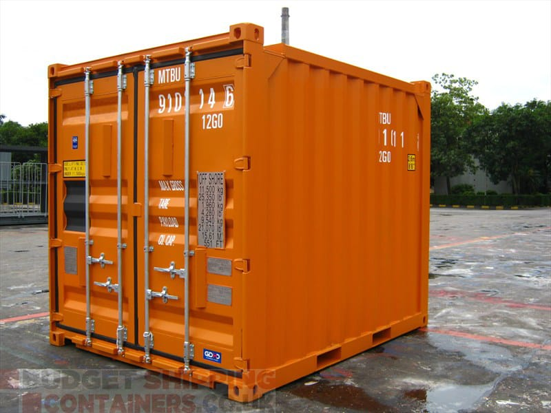 10ft Dnv Offshore Containers New And Used
