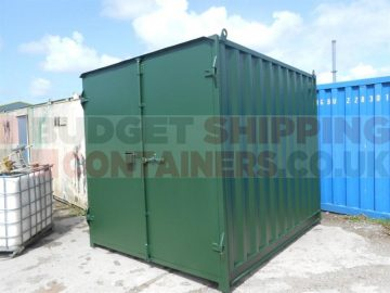 6ft Shipping Containers (New / One Trip)
