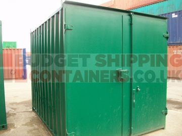 10ft refurbished in green