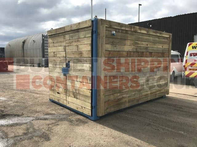 12ft Cladded Shipping Containers (Manchester)