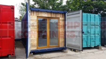 Shipping Containers for Creative Cardiff