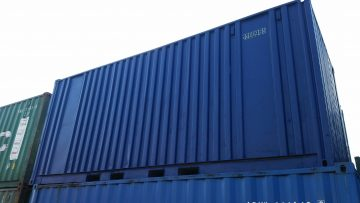 Neutralised Shipping Containers