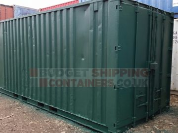 20ft Green Container