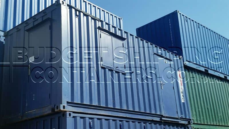 20ft Container Office (Used / Refurbished)