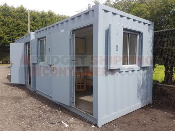 12ft Office Container