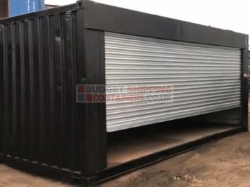 Alternatives to Side Opening Shipping Containers