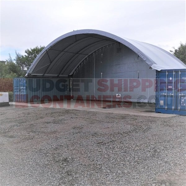 20ft 6m Container Canopy 14m Wide