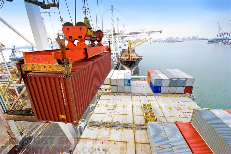 Shipping Container Guides