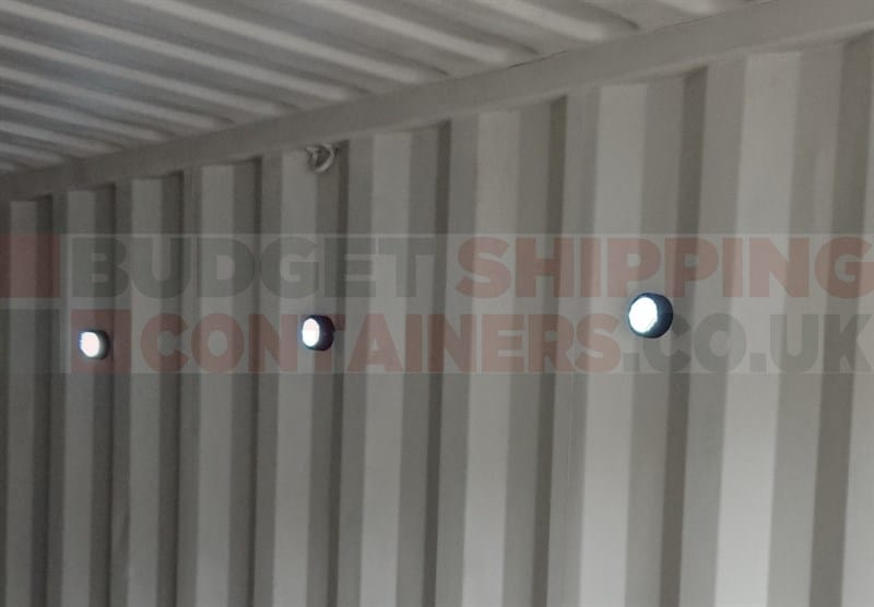 Shipping Container Lights