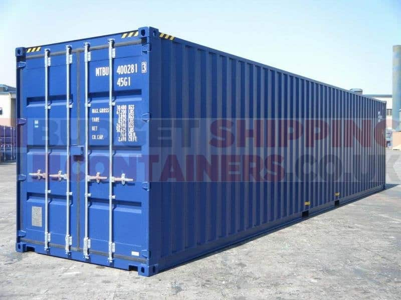 types of shipping container for export use. Black Bedroom Furniture Sets. Home Design Ideas