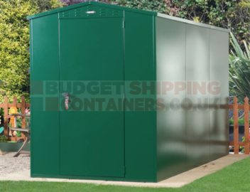 5x 11 shed container metal stroage