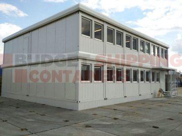 2 storey modular building