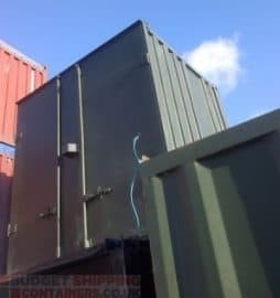 8ft refurb container