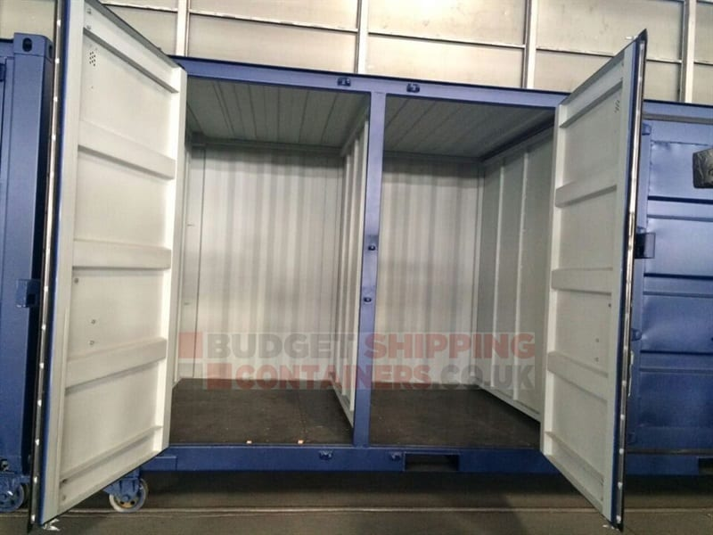 20ft Multi Compartment Shipping Containers New