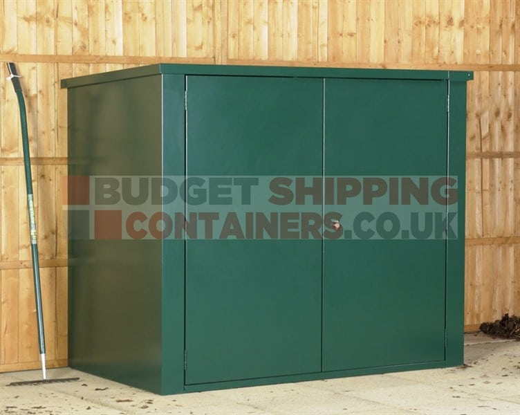 5ft X 3ft Caravan Metal Storage Unit