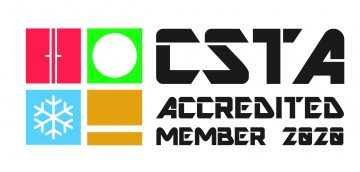 CSTA Trade association logo