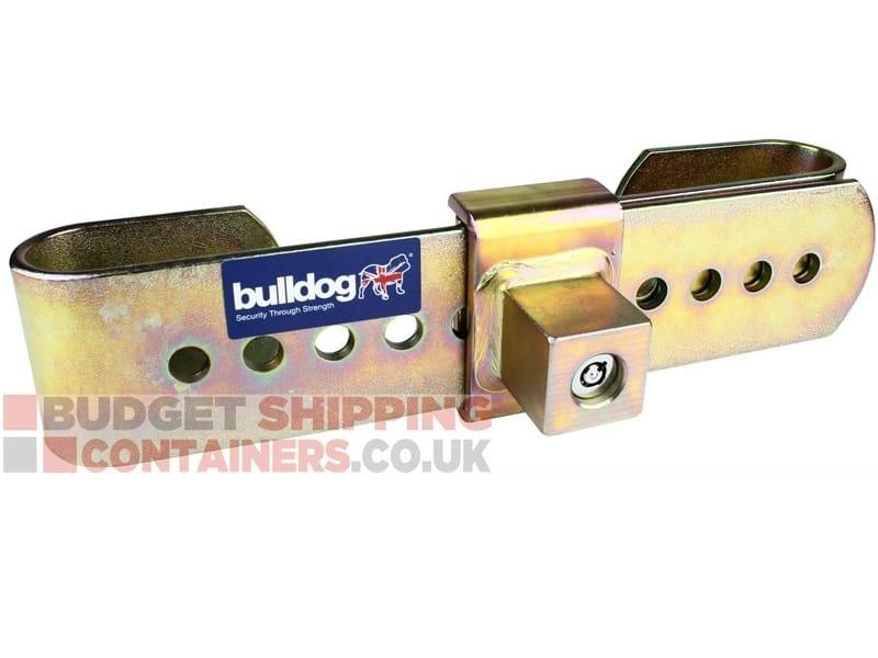 Bulldog Container Locks