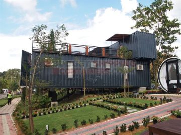 Could I live in a Shipping Container?