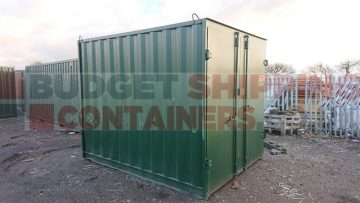 Buy your Shipping Containers Direct from us!