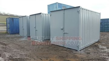 10ft metal shipping contianers for sale