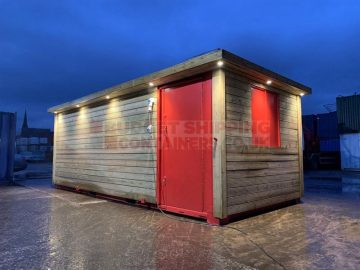 Ultimate Guide To The Perfect Shipping Container Man Cave Or She Shed