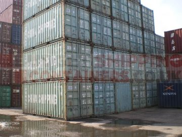 Buy a cheap shipping container