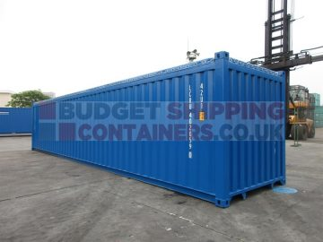 shipping container PPE storage