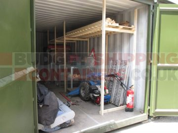 20ft refurbished shipping container 2