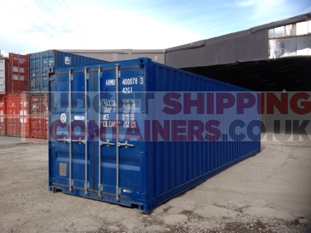 30ft shipping containers new one trip. Black Bedroom Furniture Sets. Home Design Ideas