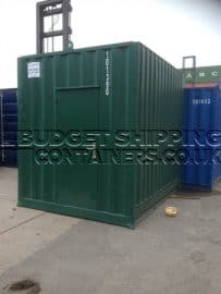 12ft Shipping Containers