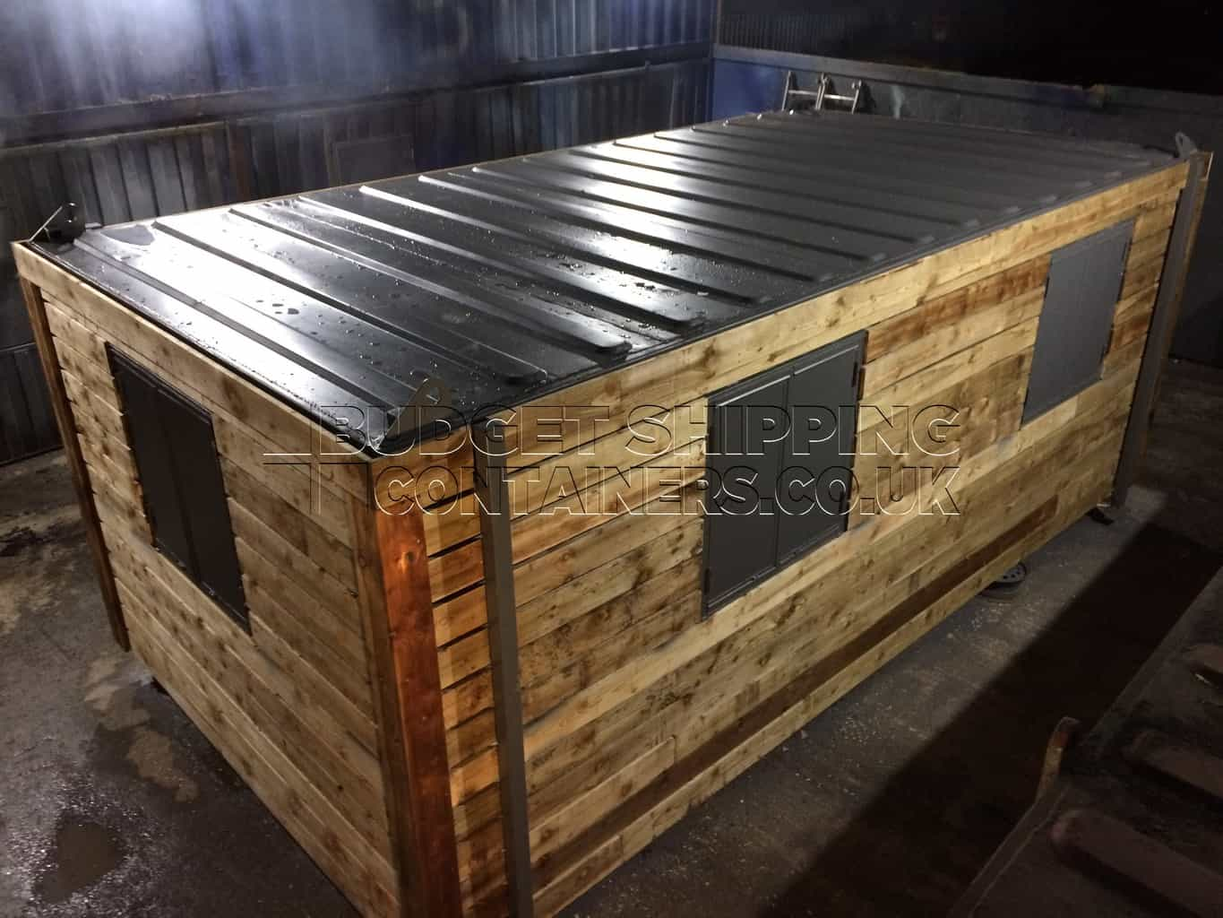 shipping containers office. cladded shipping container office containers g