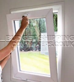 Opening-window