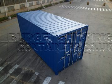 20ft container for shipping