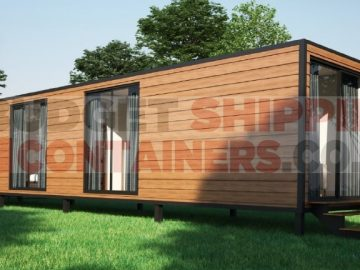 Prefab Holiday Home