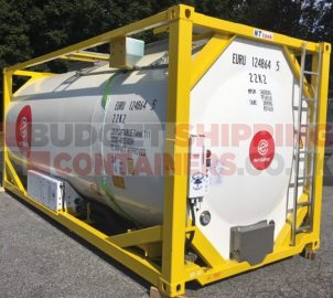Reefer Tank Container