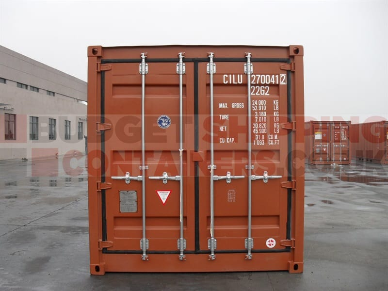 7 Popular Siding Materials To Consider: 20ft Side Opening Shipping Containers (Used